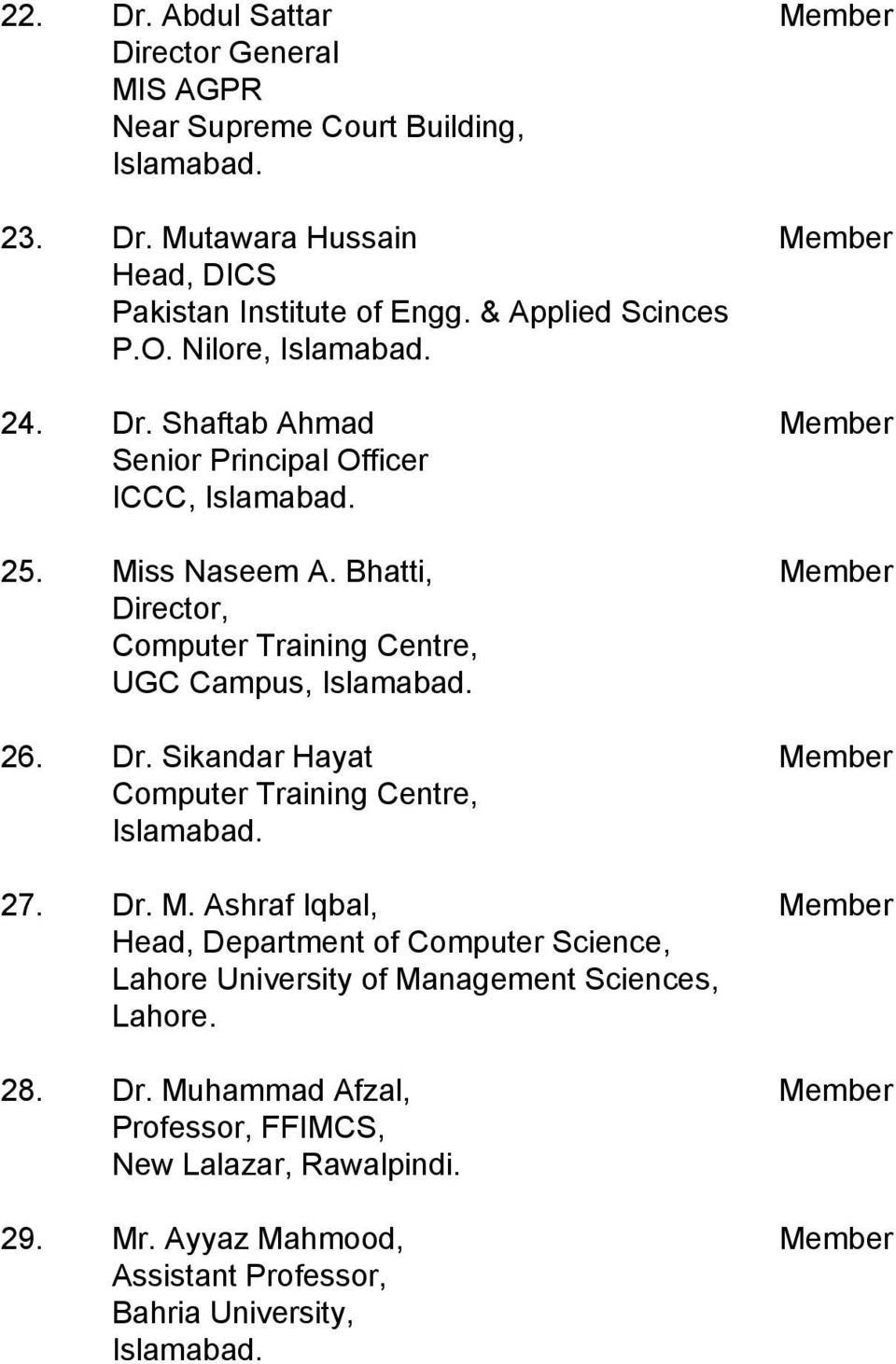 REVISED CURRICULUM OF COMPUTER SCIENCE AND INFORMATION TECHNOLOGY - PDF