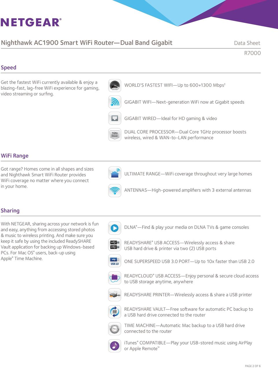 NEW! CLOUD APPS ReadyCLOUD & genie remote access - PDF