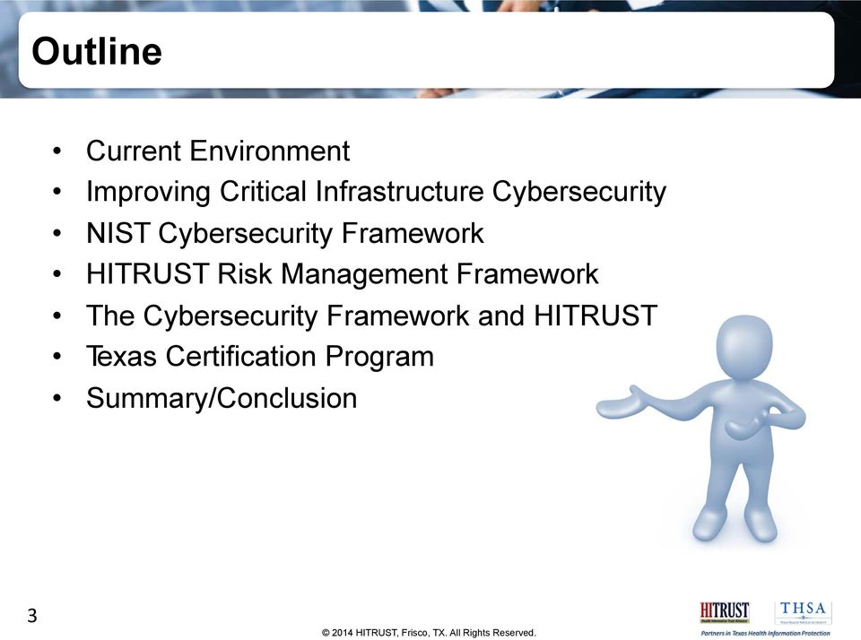 HITRUST Risk Management Framework and the Texas