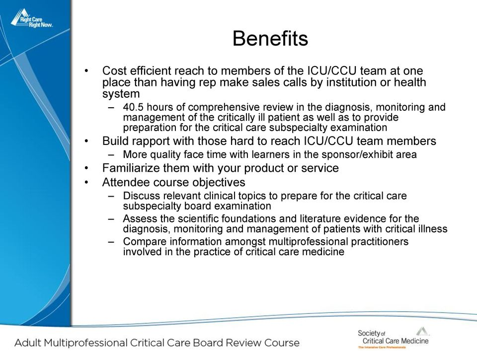 ADULT MCCBRC Multiprofessional Critical Care Board Review Course - PDF