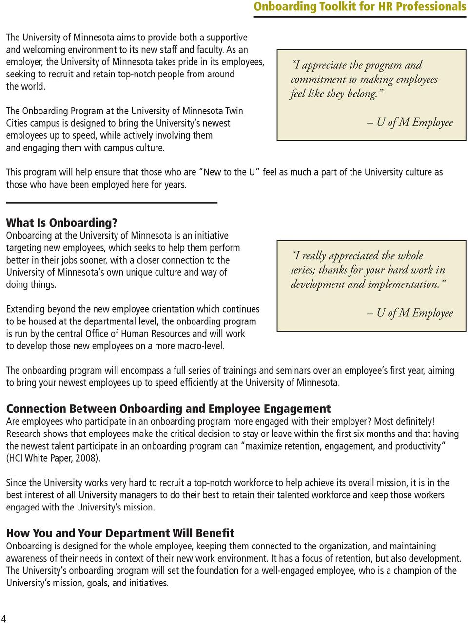 employee orientation essay Orientation welcome to time4writing we're so glad you've decided to allow our certified time4writing teachers to help your child develop skills and boost confidence in their own writing.