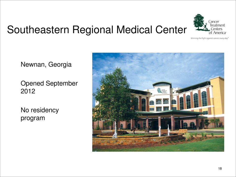 Cancer Treatment Centers Of America Naturopathic Medicine Residency