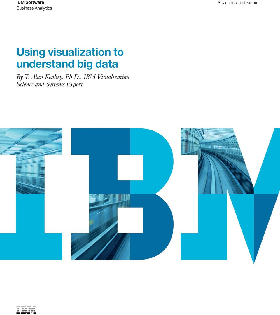 understand big data By T. Alan Keahey, Ph.