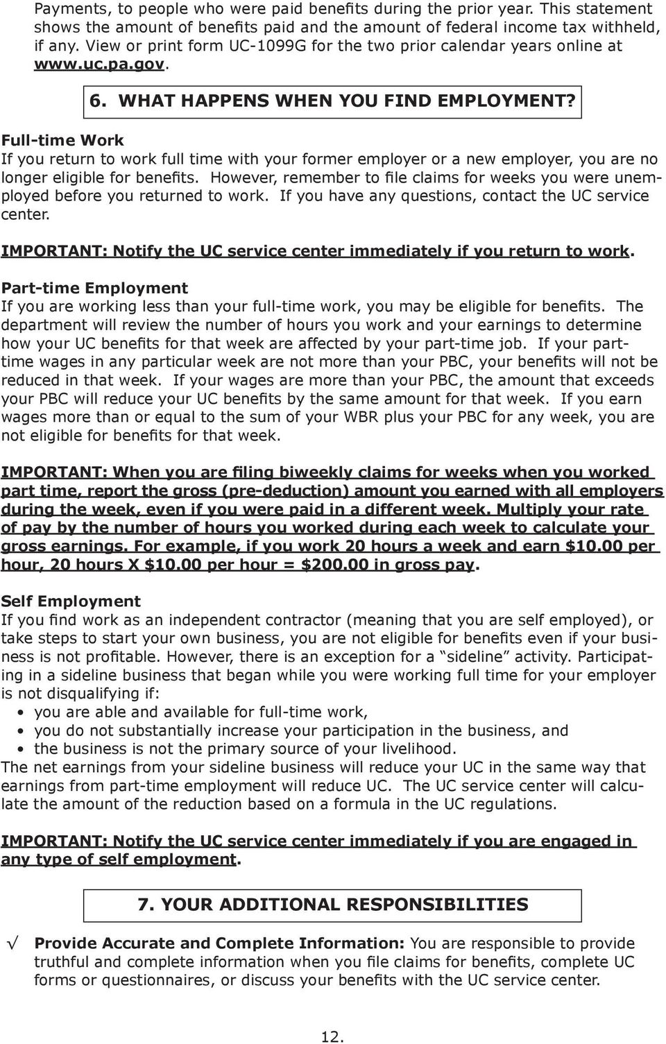 file for unemployment in pa biweekly claim