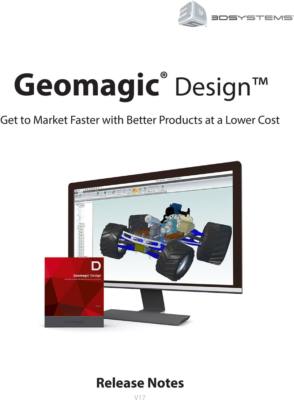 Geomagic Design  Release Notes  Get to Market Faster with