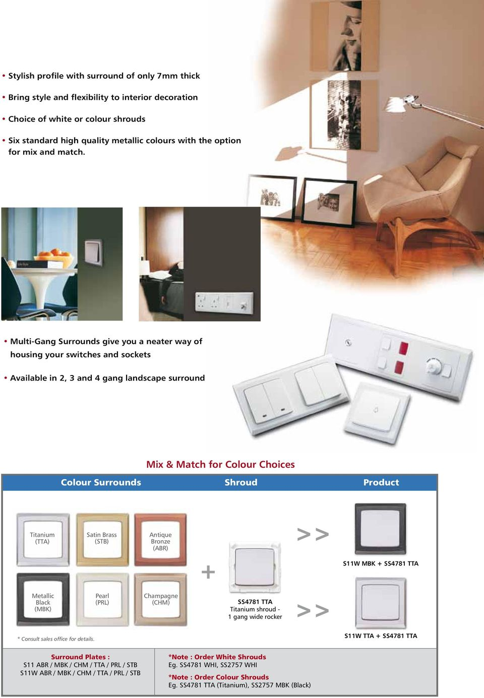 Slimline Plus Catalogue No R6 Pdf Switch Back Box Particularly With Multigang Switches In 2way Or 3 Multi Gang Surrounds Give You A Neater Way Of Housing Your And Sockets Available