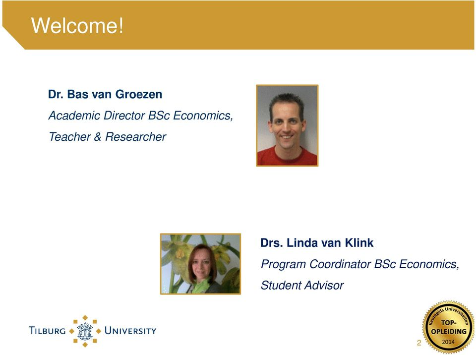 Economics, Teacher & Researcher Drs.