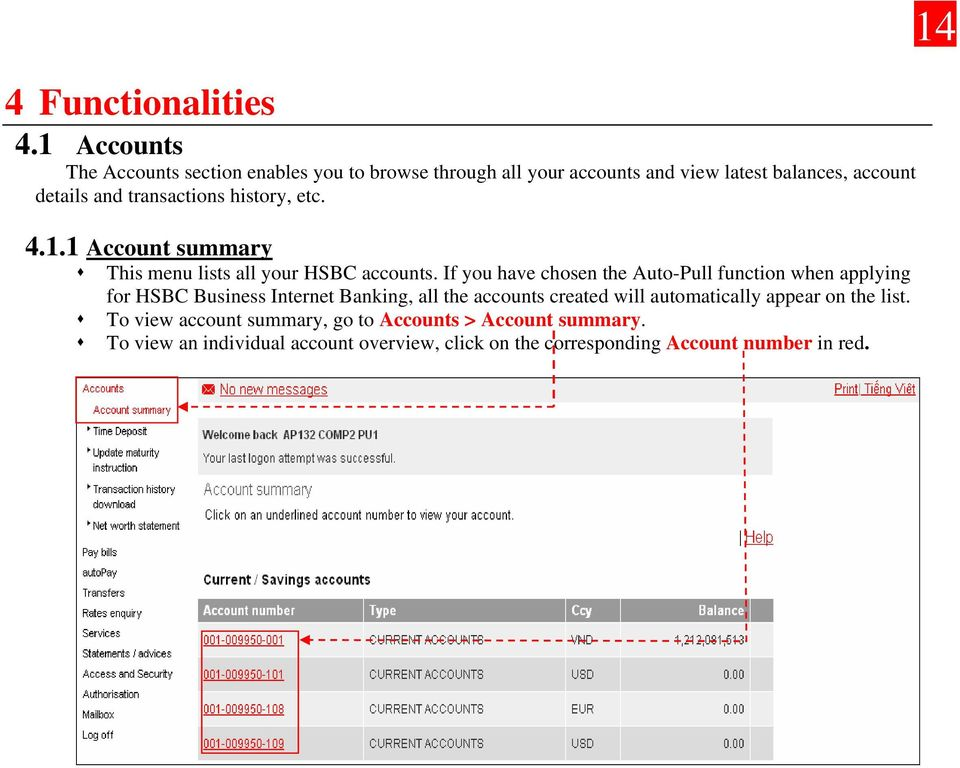 HSBC  Business Internet Banking  User Guide  Issued by HSBC