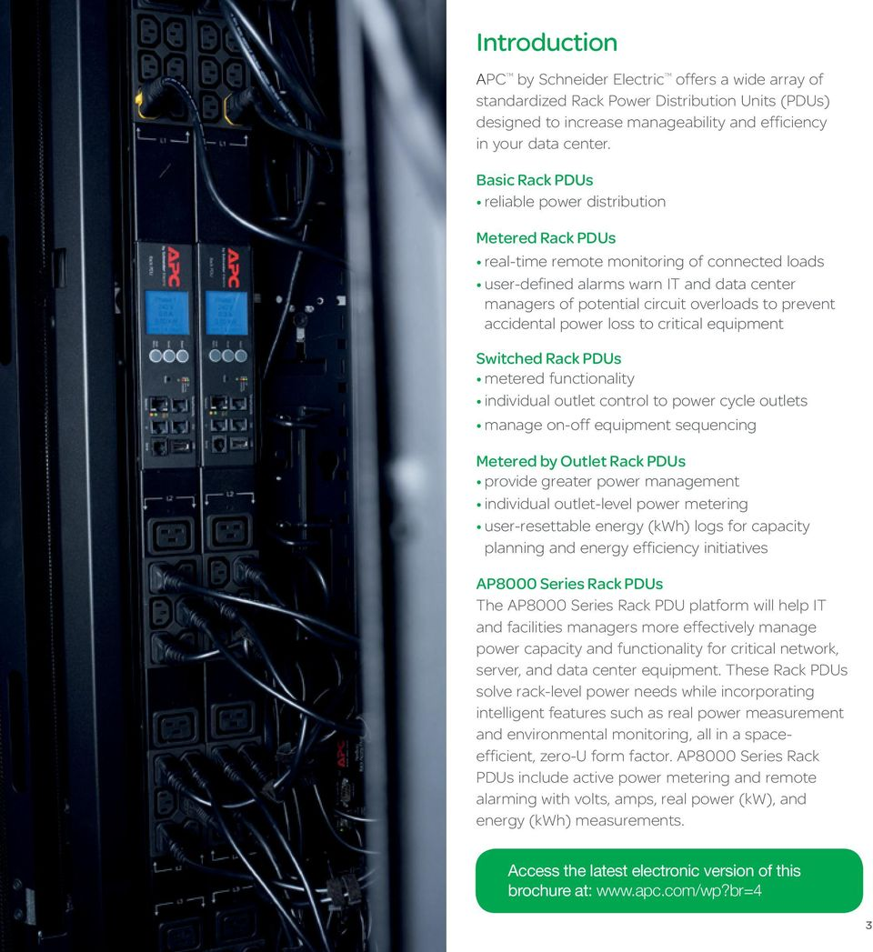 Rack Power Distribution Worldwide Pdf Electrical Outlets In A Series Prevent Accidental Loss To Critical Equipment Switched Pdus Metered Functionality Individual Outlet Control