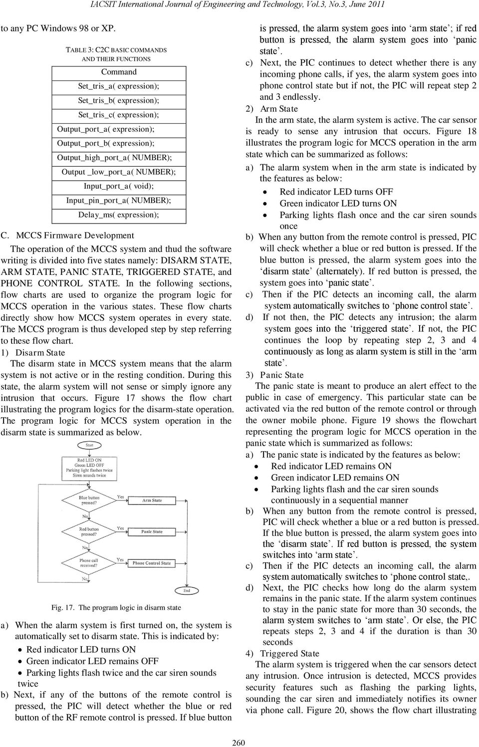 The Design of Mobile Control Car Security System - PDF