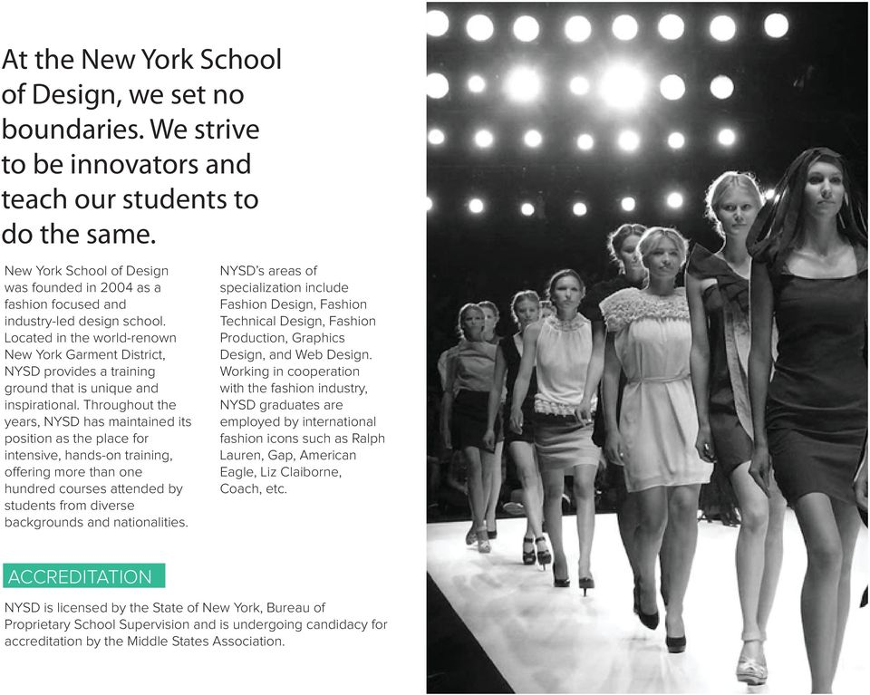 New York School Of Design Fashion Technical Design Fashion Design Fashion Production Graphics Design Pdf Free Download