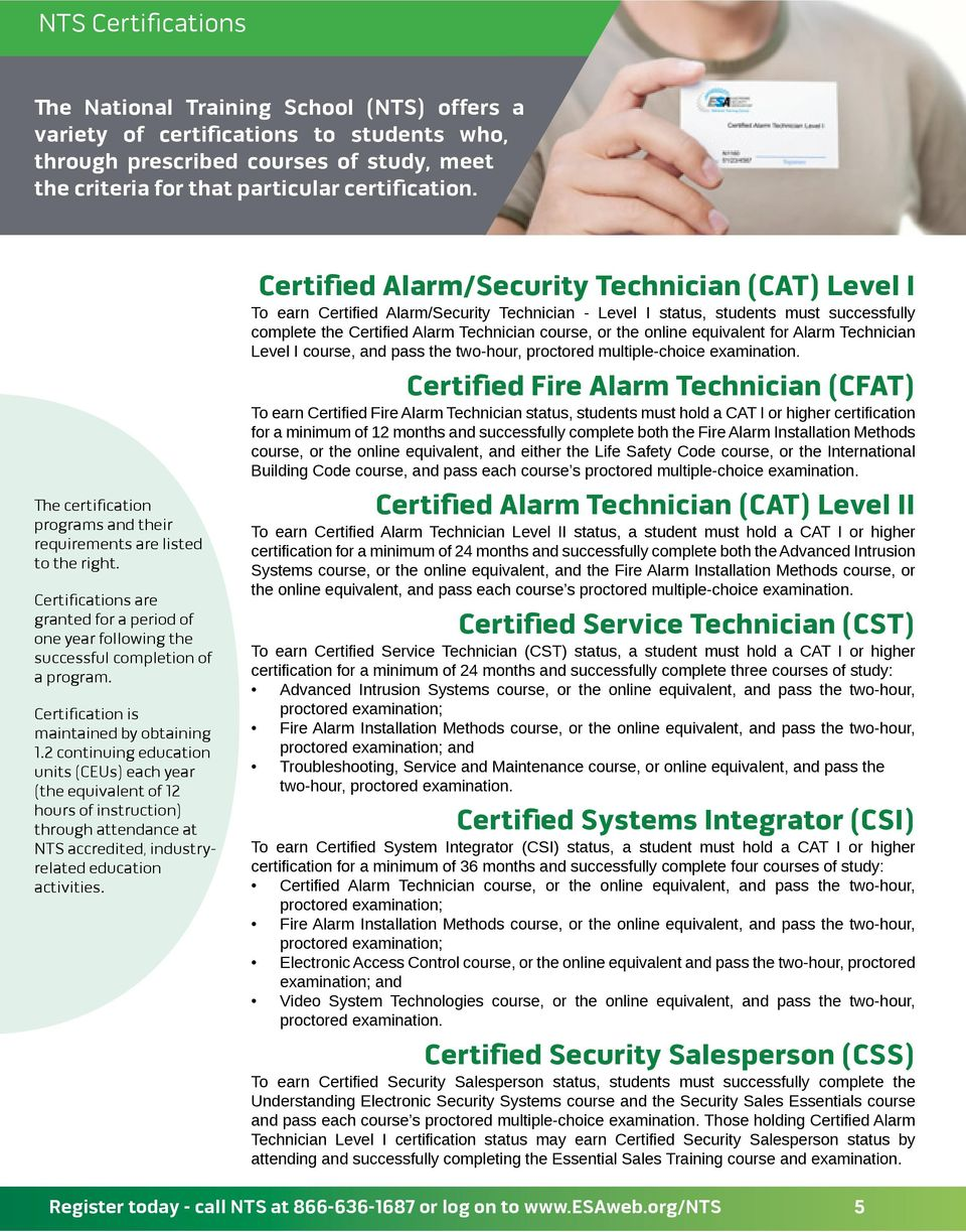 Certification is maintained by obtaining 1.