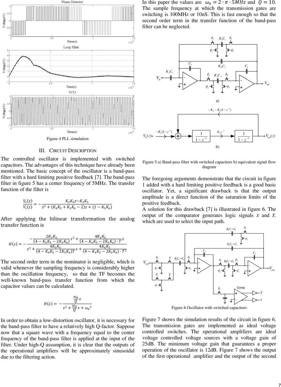 Master Of Science Msc In Engineering Technology Electronics Ict Trend Lm7805 Datasheet Download Circuit Diagram From Seekiccom 1 K 4 C 2 6 C2 V