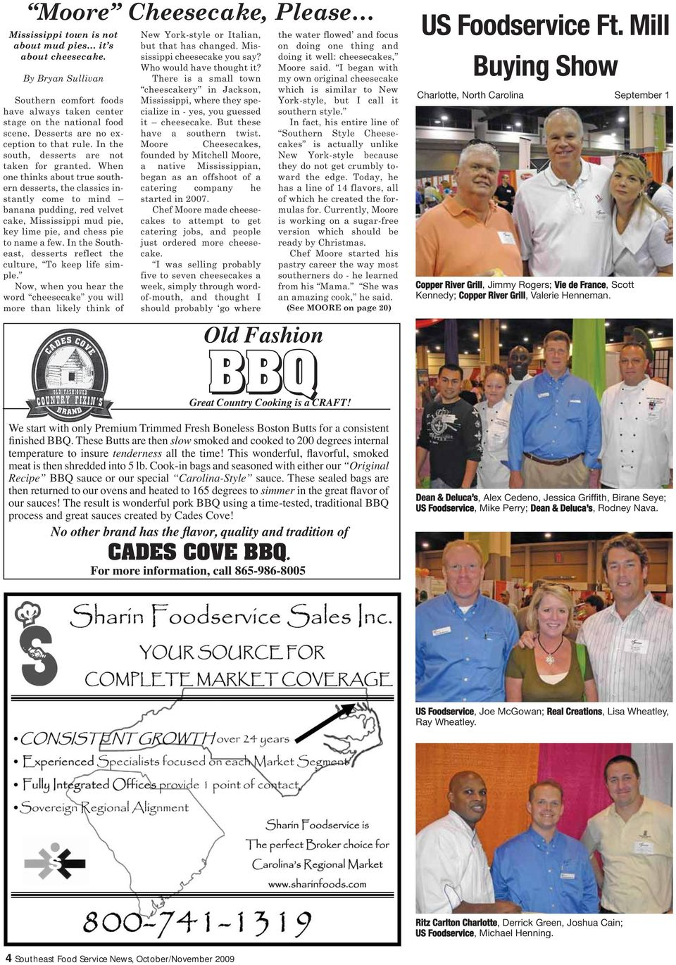 Seafare Restaurant Puts Traditional Spin on Seafood Buffet - PDF