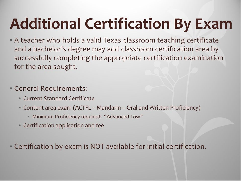 Texas Teacher Certification Your Roadmap To Success Pdf