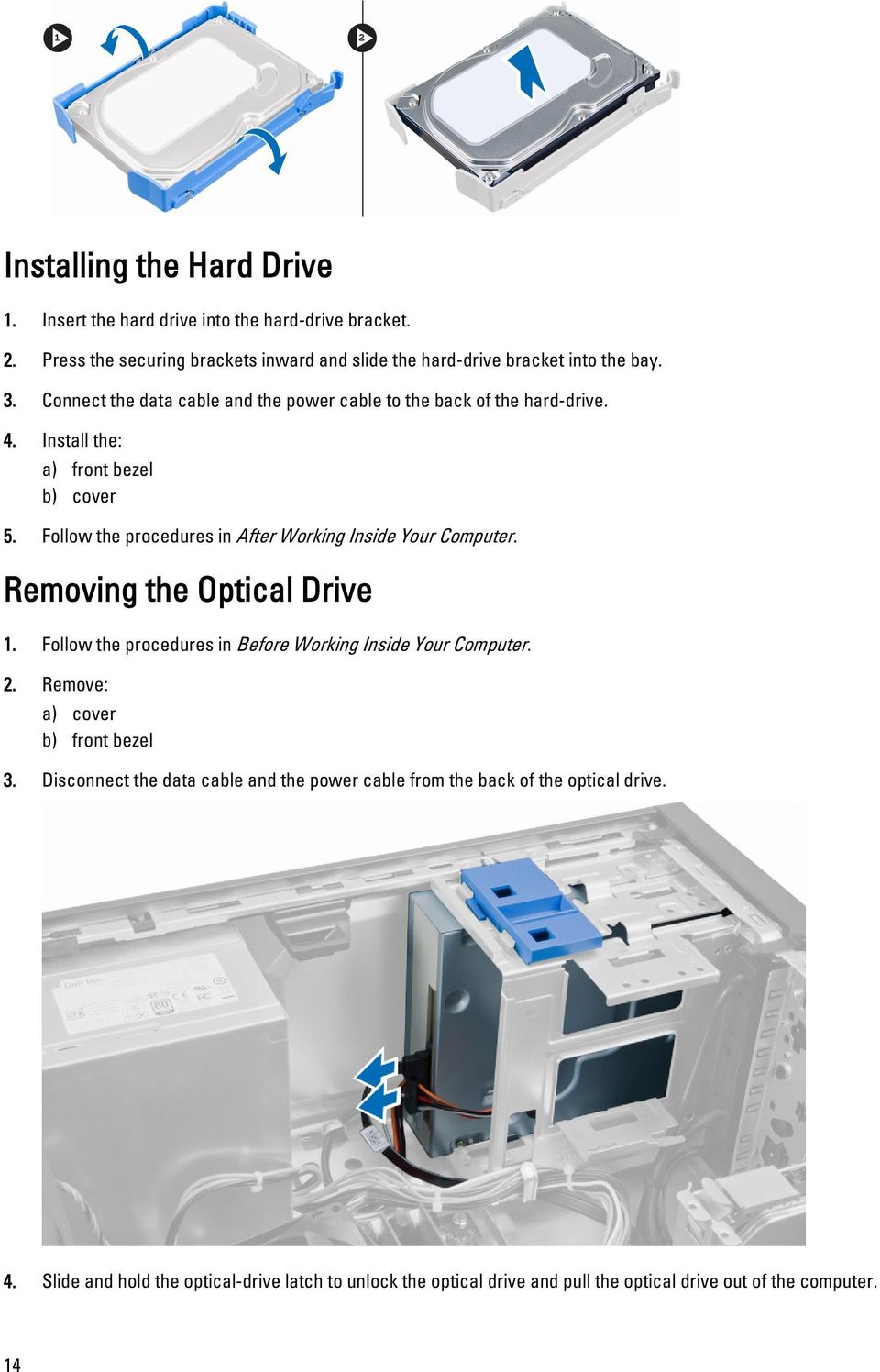 Dell OptiPlex 9020 Mini Tower Owner's Manual - PDF