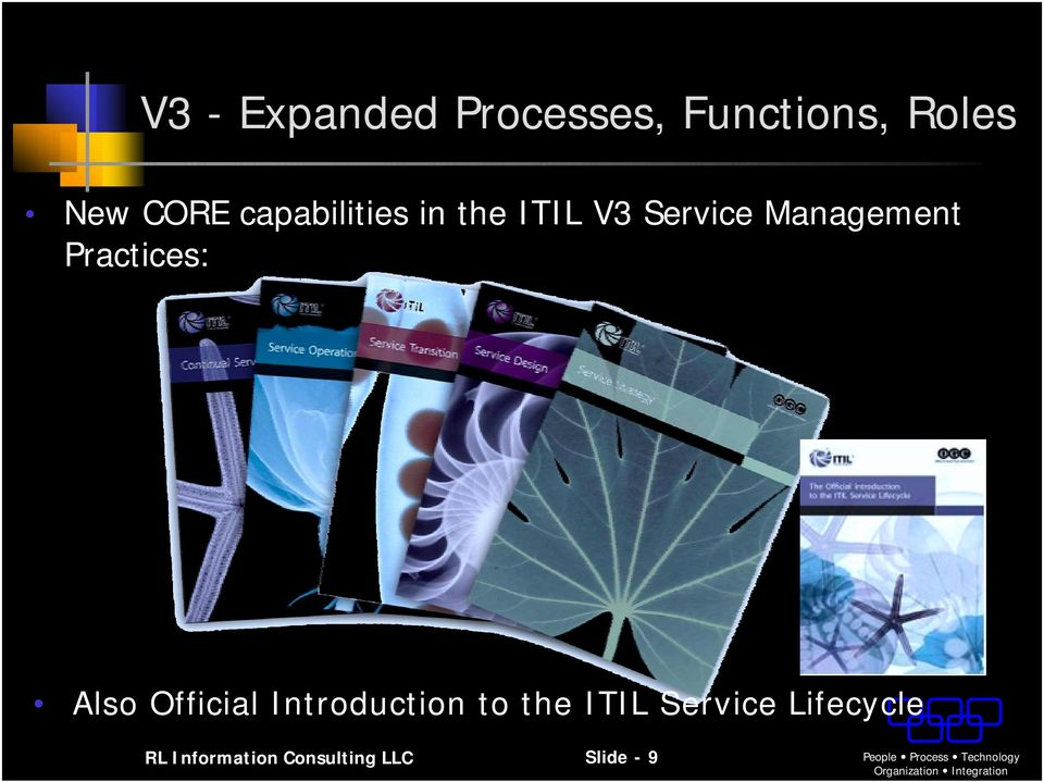 Official Introduction to the ITIL Service Lifecycle RL