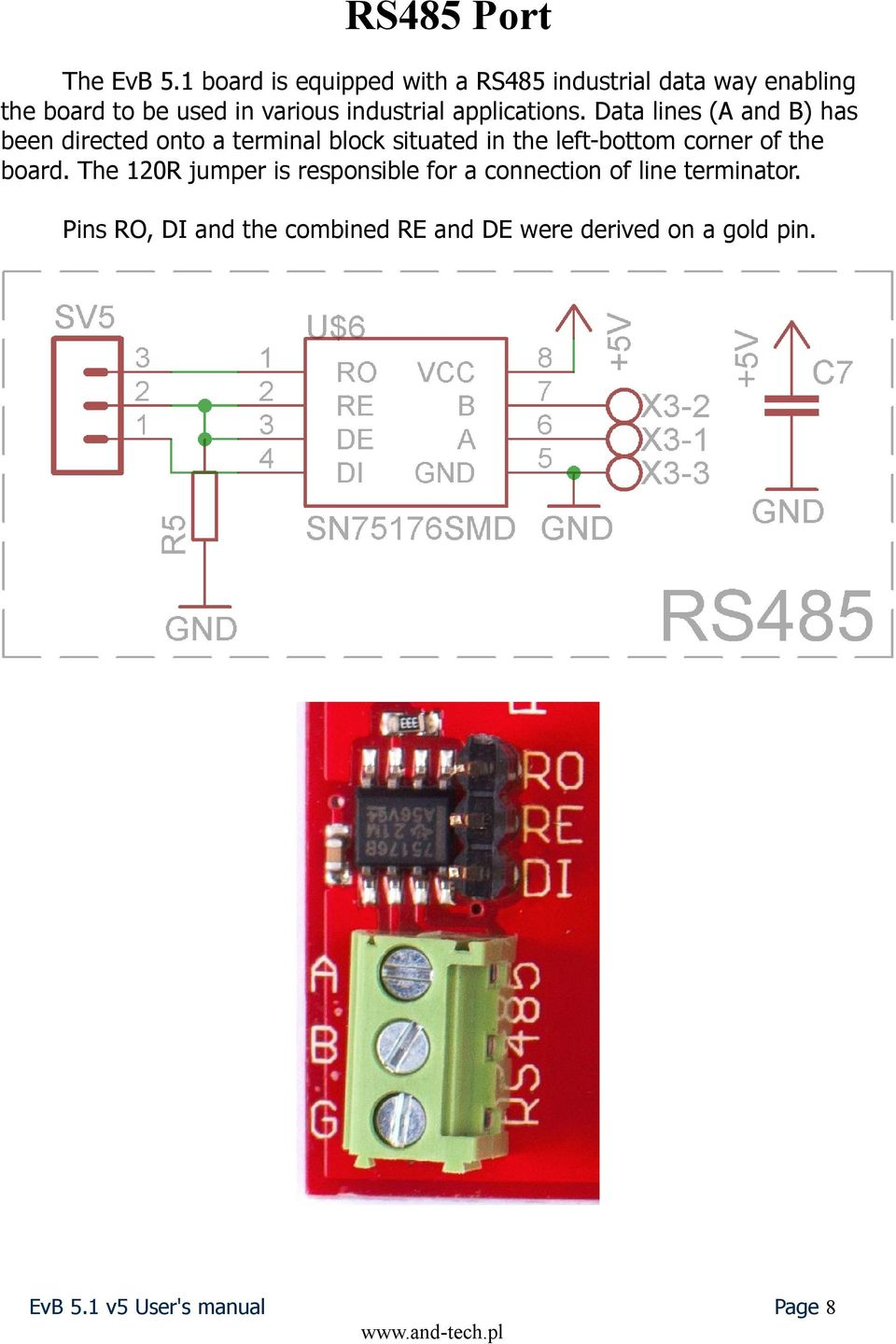 Circuitdiagramtointerfacebuzzerwithavrslicker Evb 51 V5 User S Guide Pdf Industrial Applications