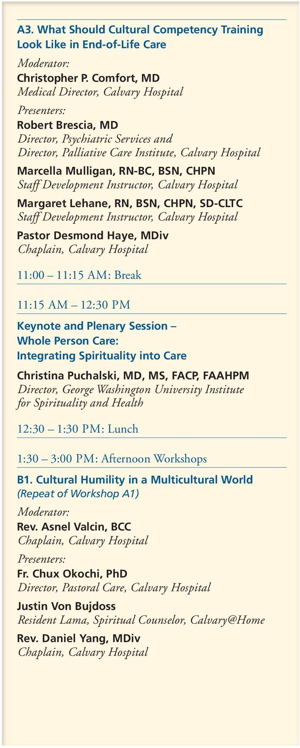 spirituality in hospice palliative care suny series in religious studies