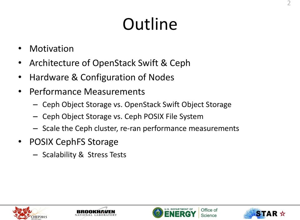 POSIX and Object Distributed Storage Systems - PDF
