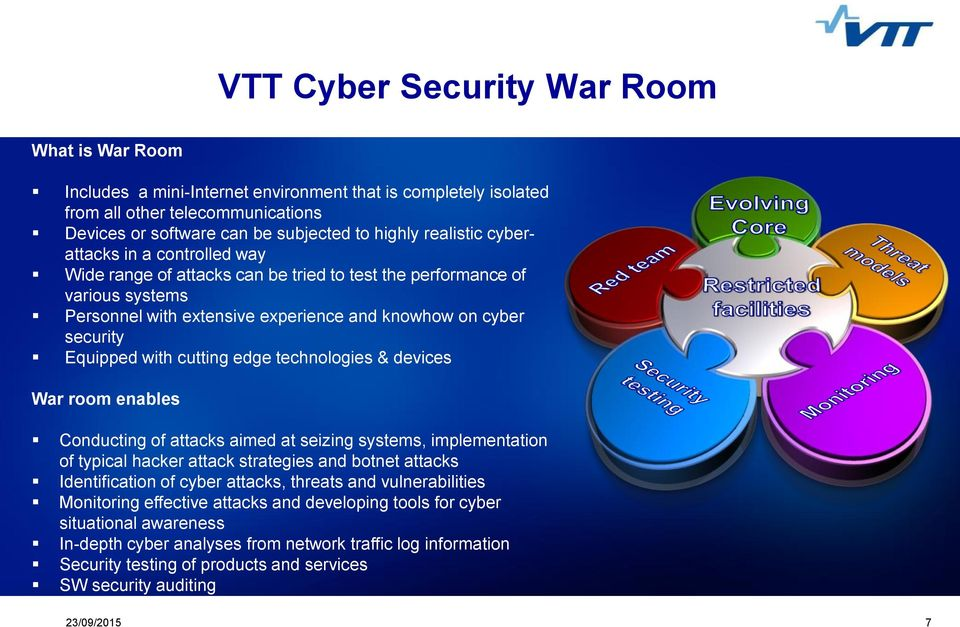 Cyber Security VTT and the Finnish Approach - PDF