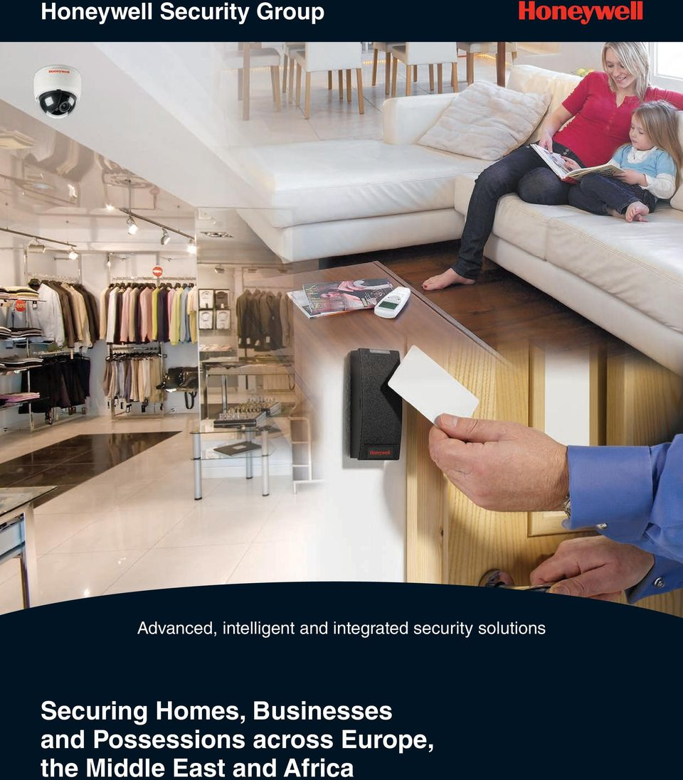 solutions Securing Homes, Businesses and