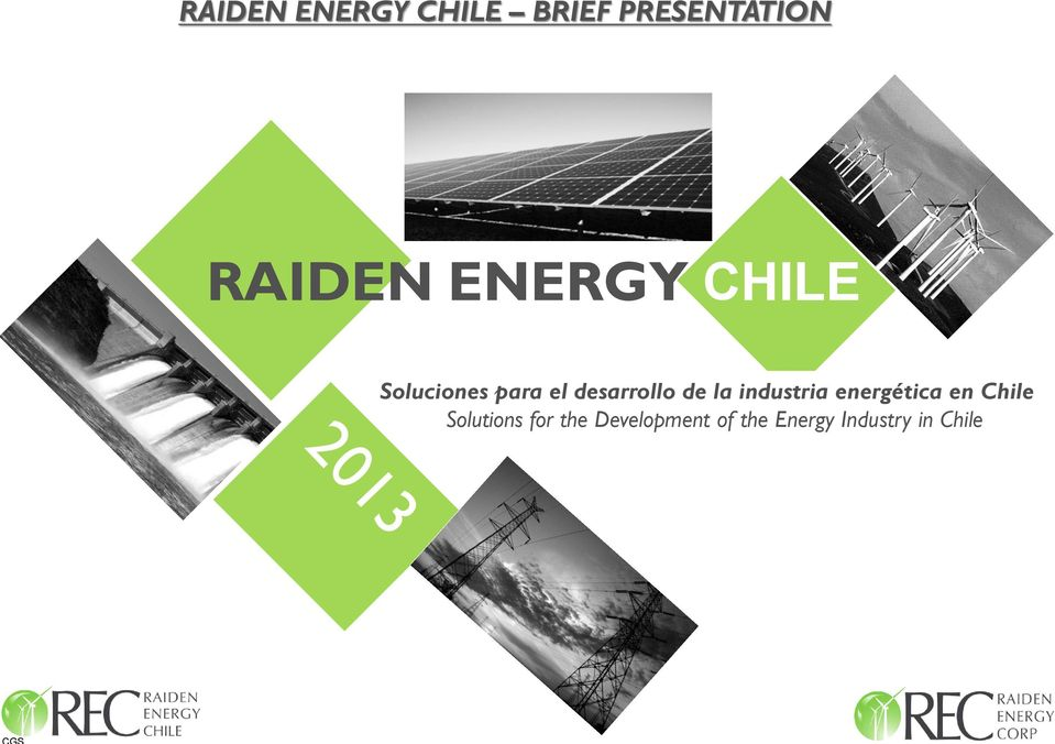 industria energética en Chile Solutions