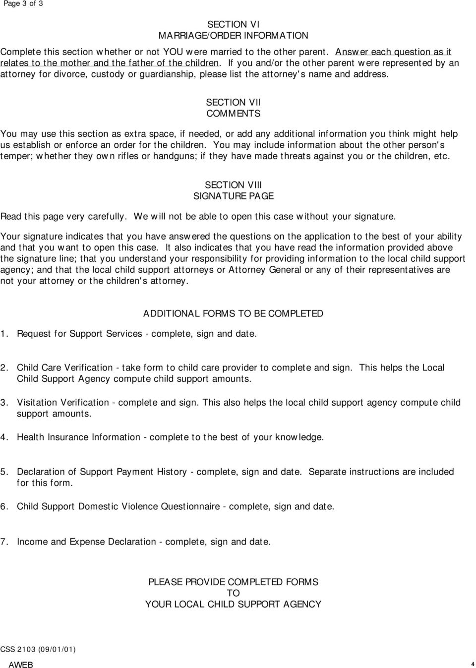 Child Support Income Verification Letter from docplayer.net