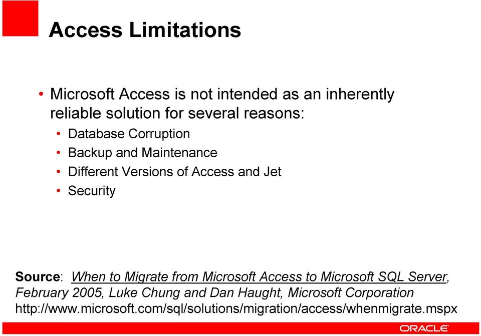 End the Microsoft Access Chaos - Your simplified path to