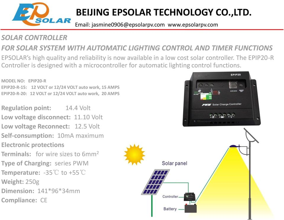 BEIJING EPSOLAR TECHNOLOGY CO ,LTD  - PDF