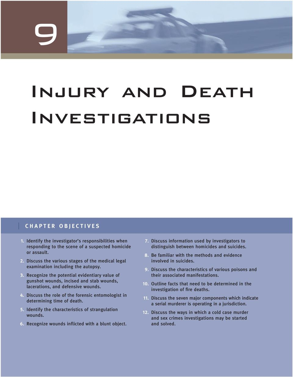 Injury and Death Investigations - PDF
