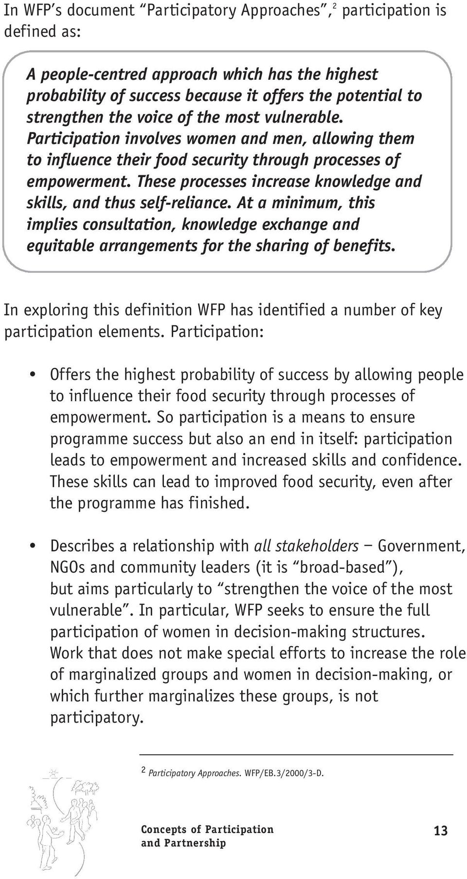 Participatory Techniques and Tools A WFP Guide - PDF