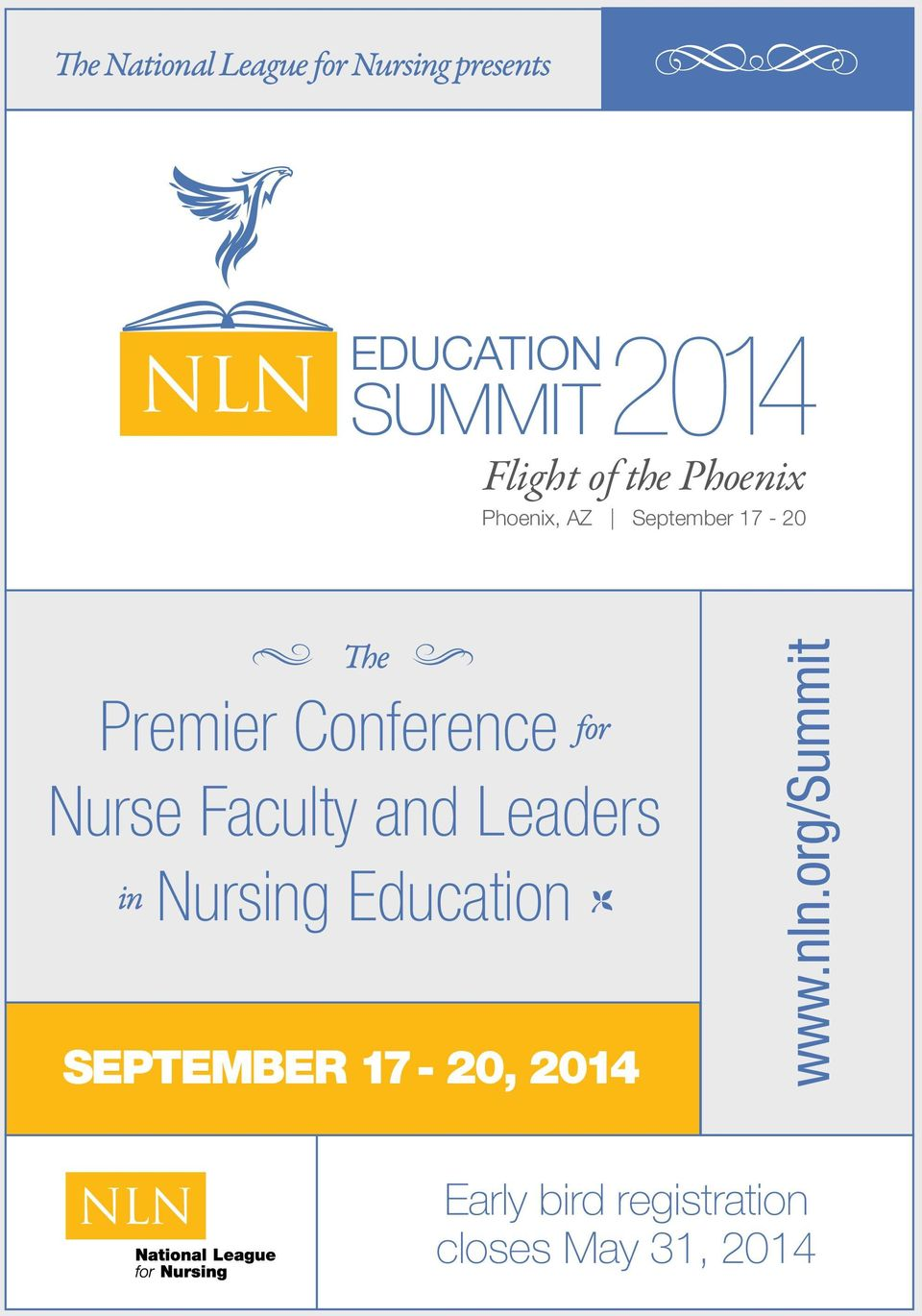 Conference for Nurse Faculty and Leaders in Nursing Education