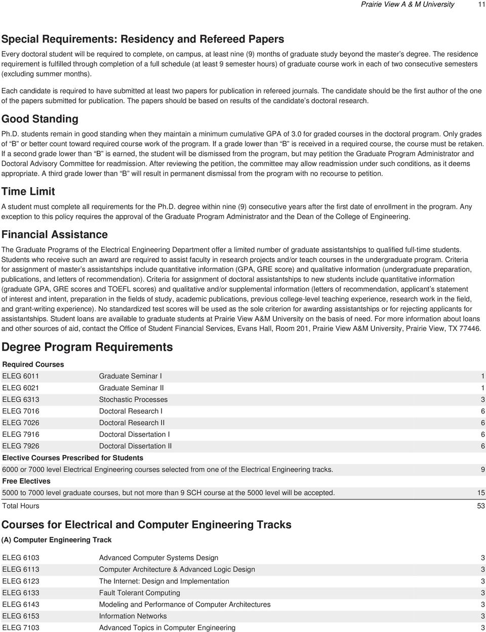 Electrical And Computer Engineering Pdf With An Understanding Of This First Requirement Electric The Residence Is Fulfilled Through Completion A Full Schedule At Least 9 Semester