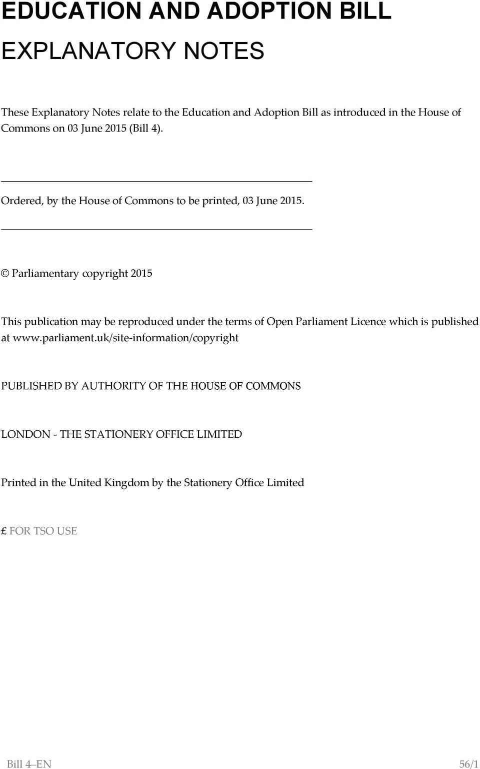 is published at www.parliament.
