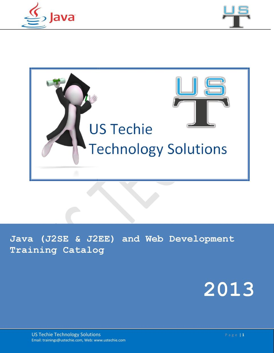 Catalog 2013 US Techie