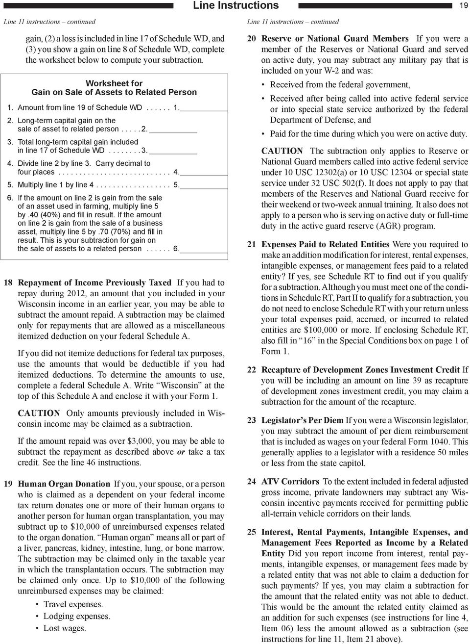 1 wisconsin income tax pdf.