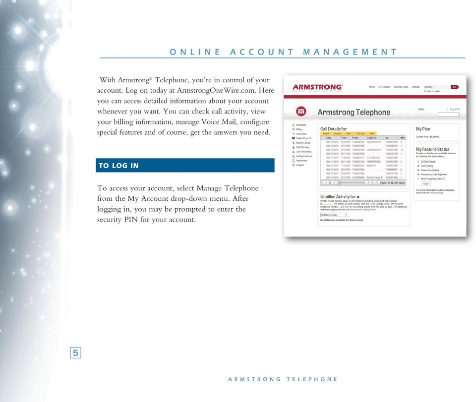 Telephone Users Guide Equipment Features Voice Mail Pdf