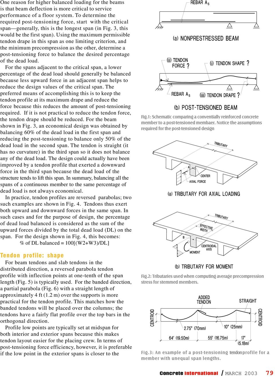 Guidelines for the Design of Post-Tensioned Floors - PDF