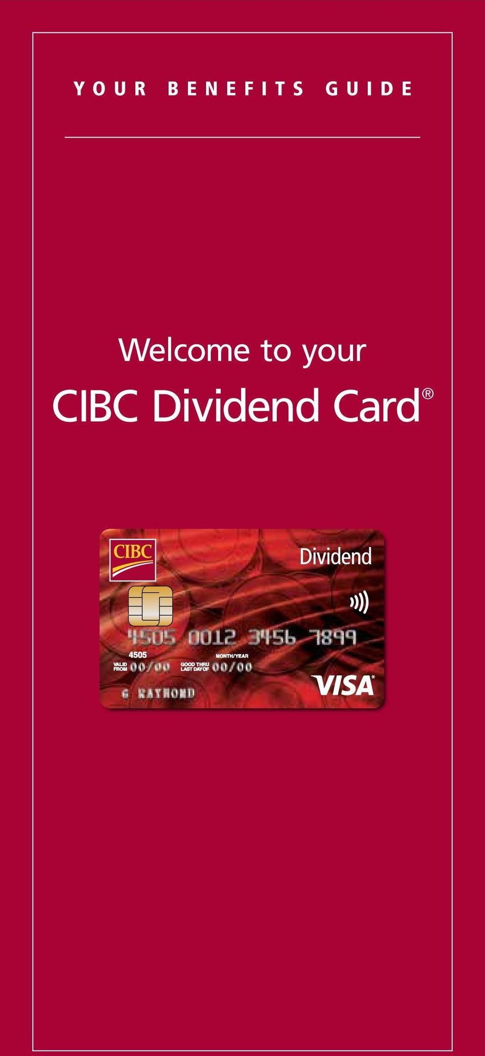 to your CIBC
