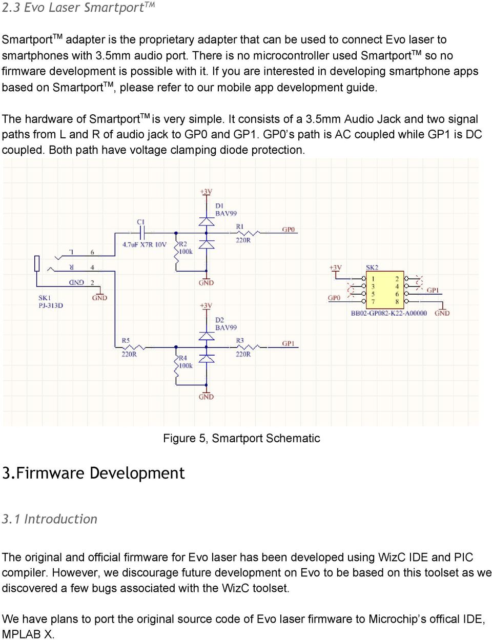 Evo Laser Firmware Developer S Manual Pdf Simple Wiring Diagram If You Are Interested In Developing Smartphone Apps Based On Smartport Tm Please Refer To