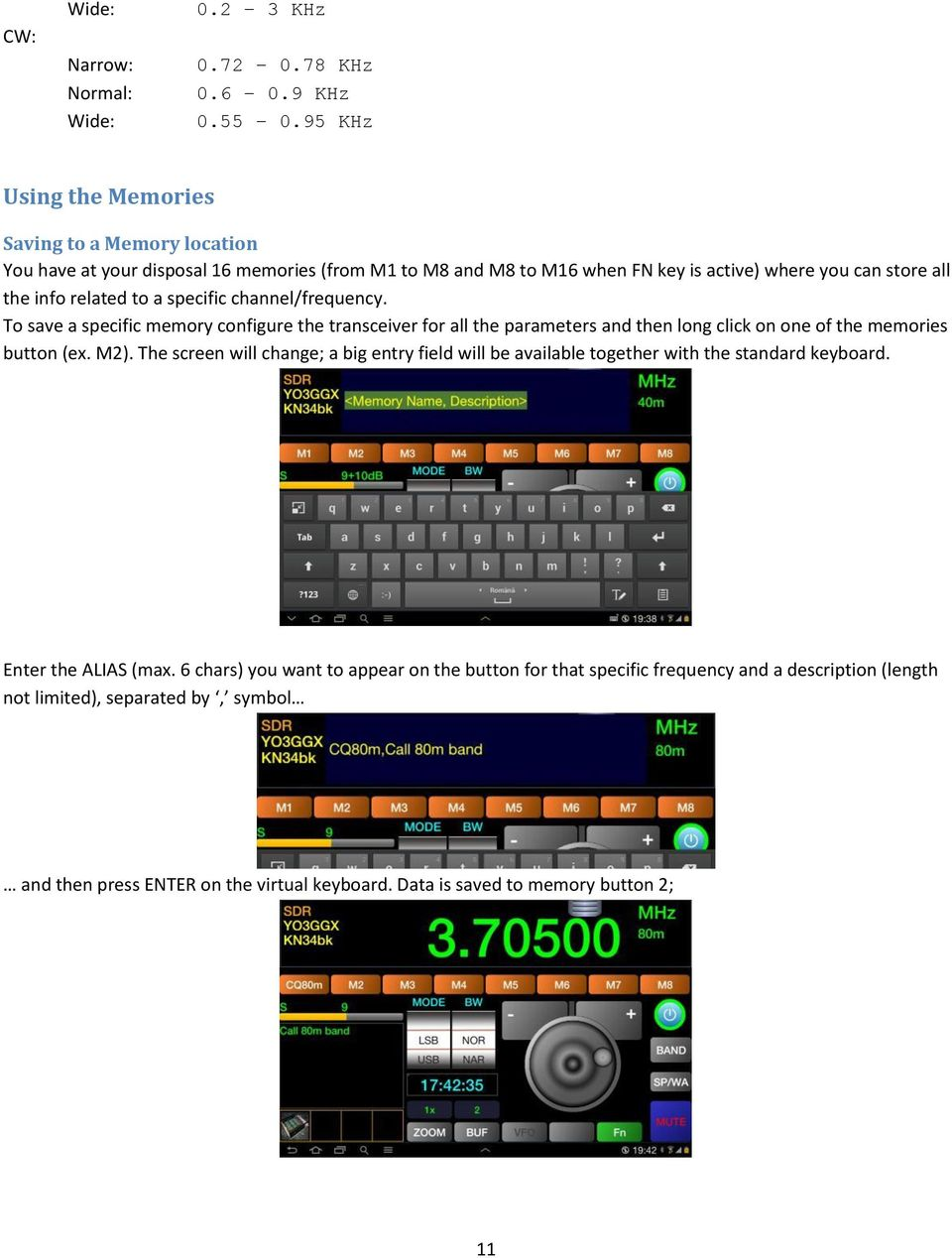 Pocket RXTX Multimode Transceiver Control for Android - PDF