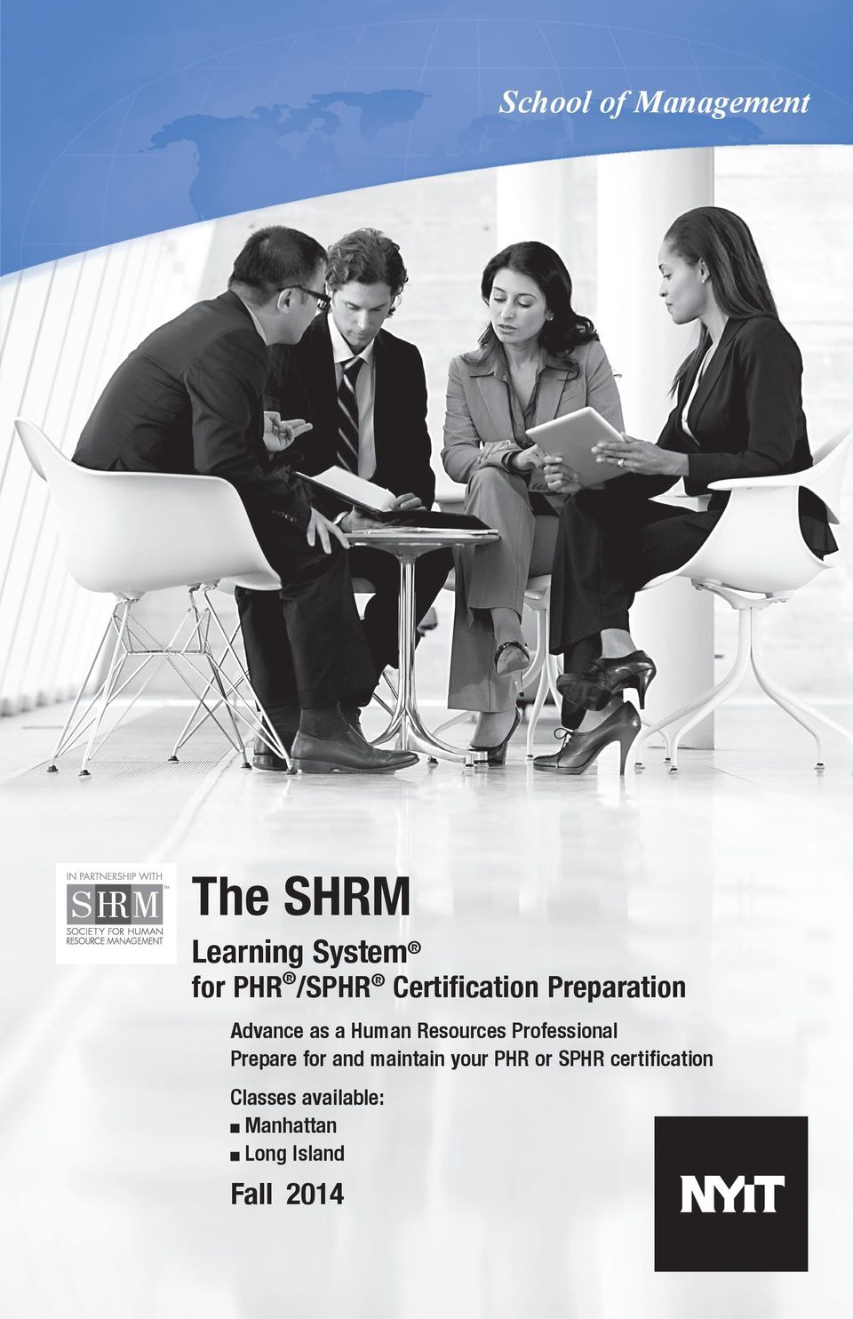 The Shrm School Of Management Learning System For Phr Sphr