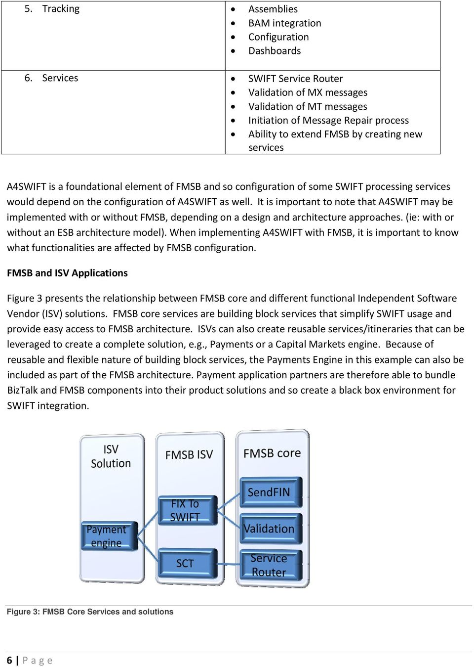 Introduction to Financial Messaging Services Bus A White Paper by