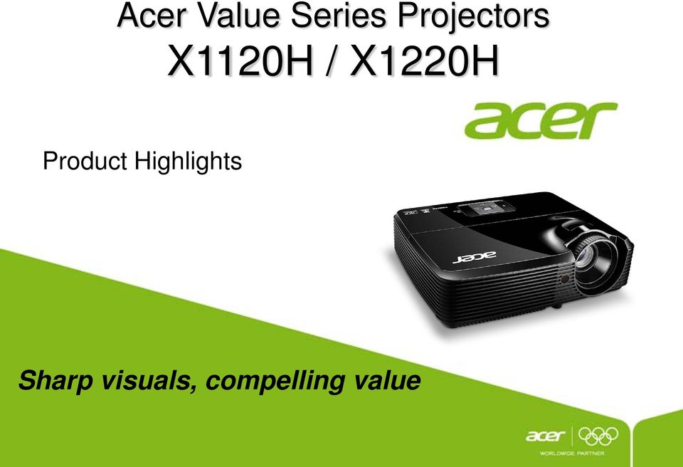 X1220H Product