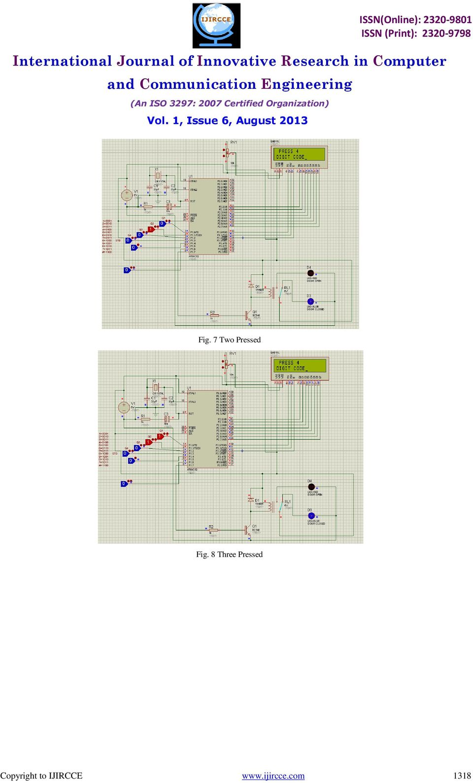 Feasibility Study Of Implementation Cell Phone Controlled Dtmf Based Robo Car Design Circuit Using 8051 Microcontroller Copyright To Ijircce