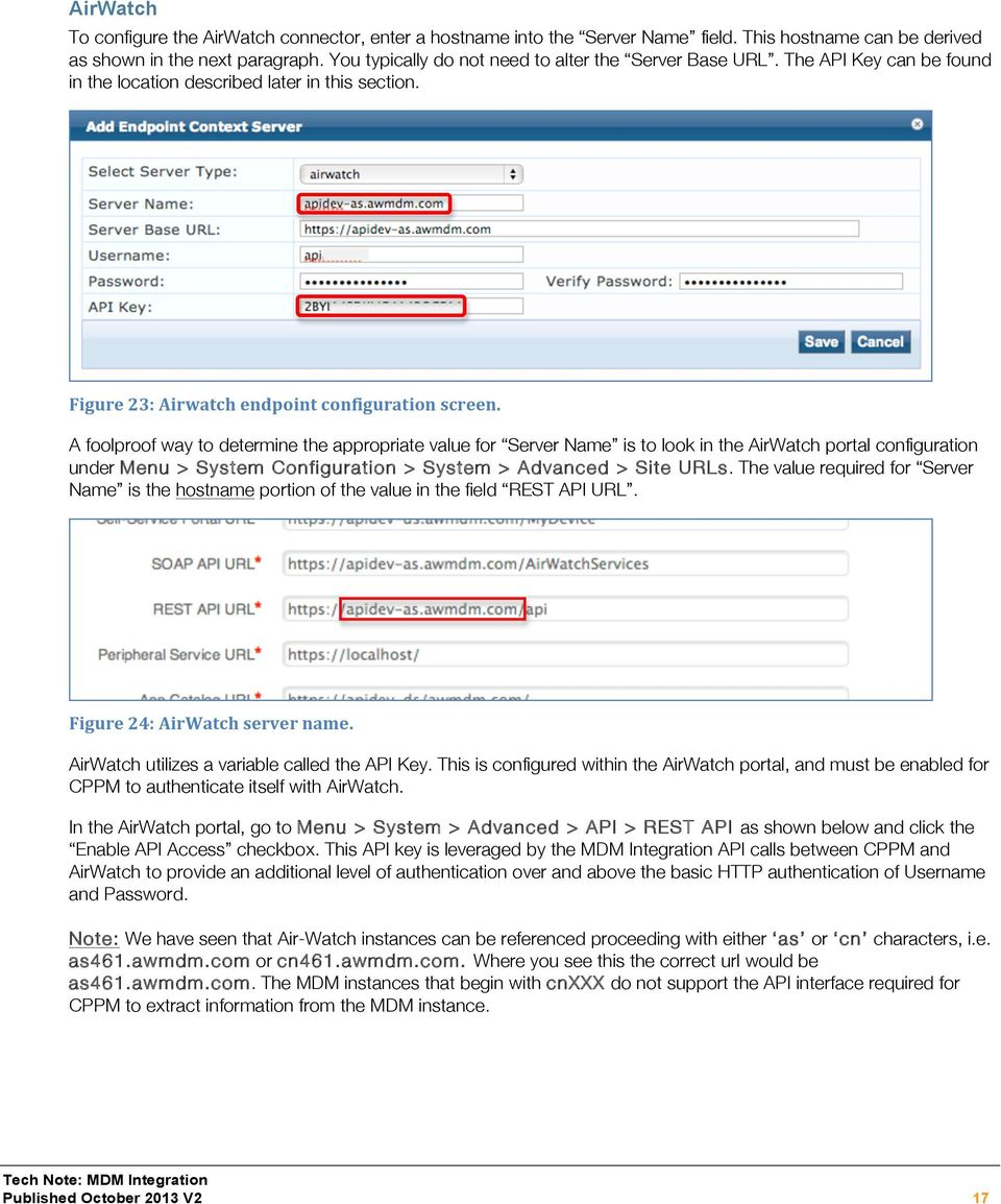ClearPass Policy Manager - PDF
