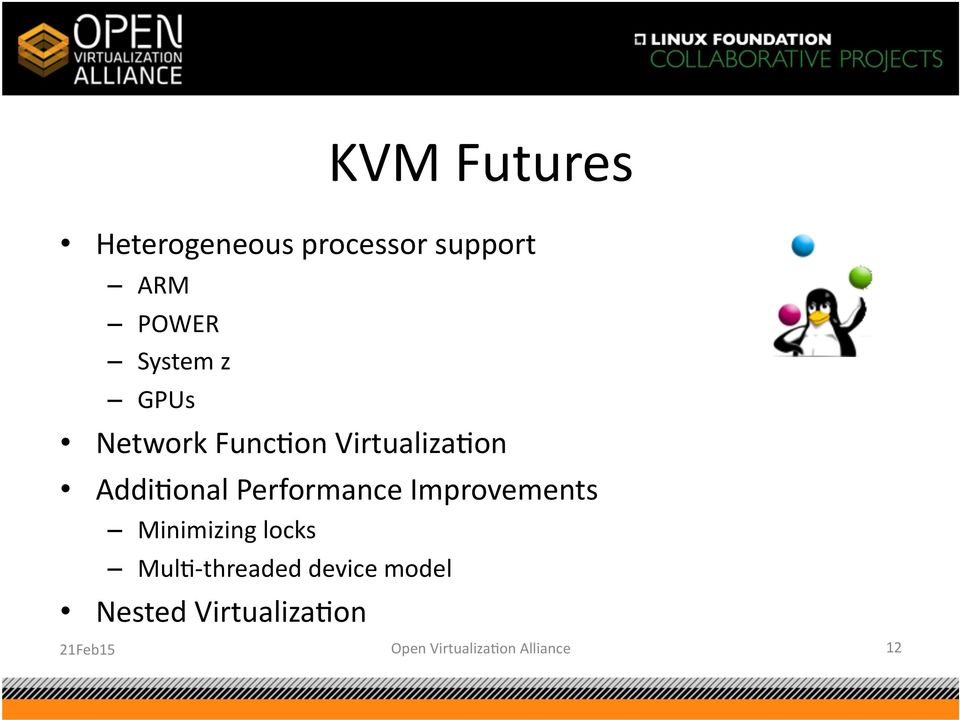 KVM, OpenStack, and the Open Cloud - PDF