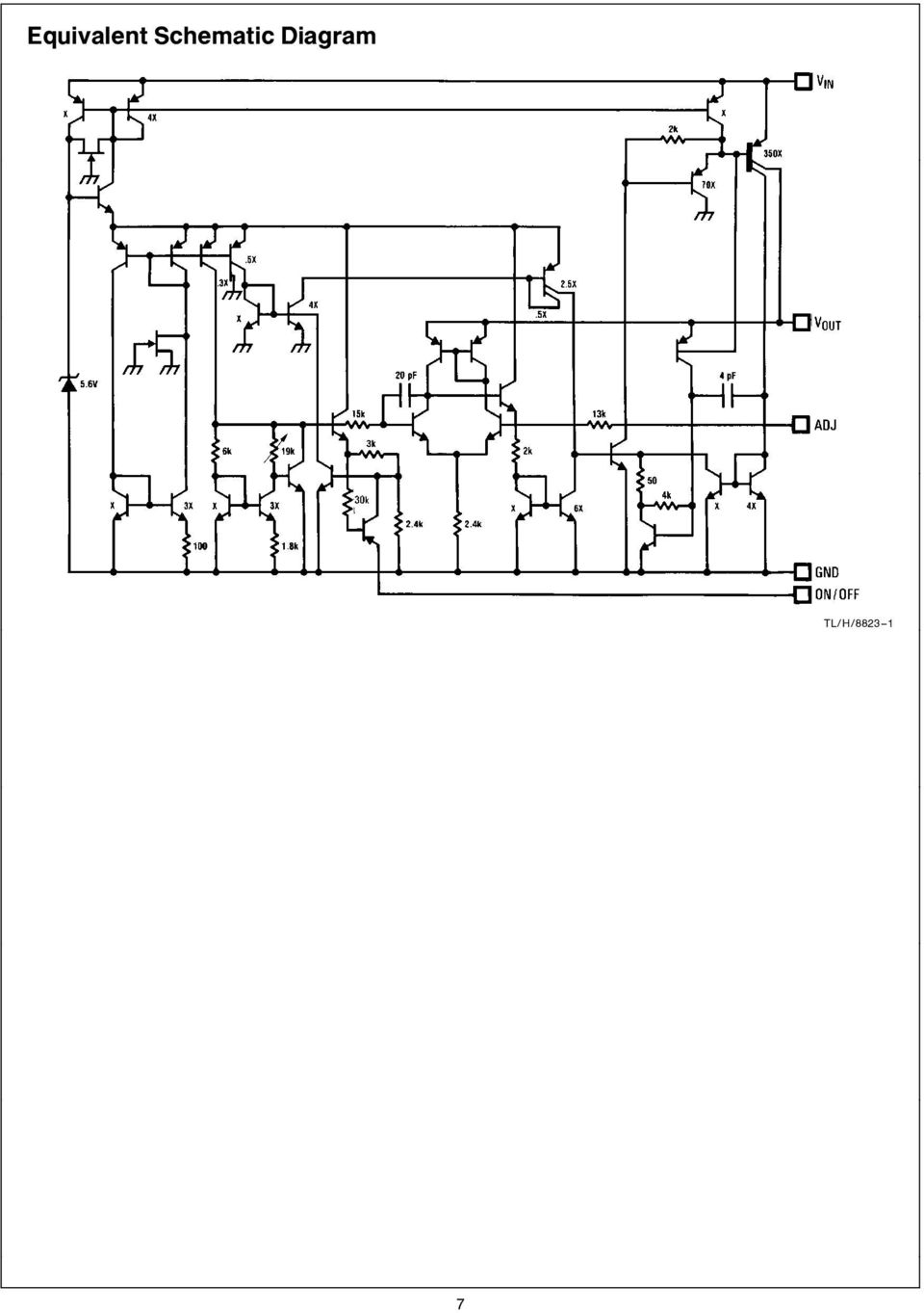 Lm2941 Lm2941c 1a Low Dropout Adjustable Regulator Pdf Very Simple Lead Acid Battery Charger With Pb137 Diagram Tl