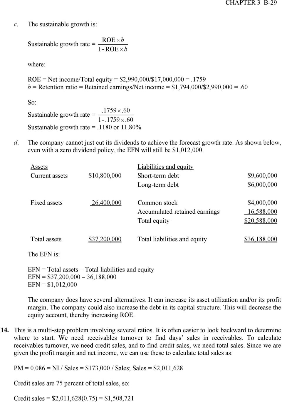 CHAPTER 3 LONG-TERM FINANCIAL PLANNING AND GROWTH - PDF